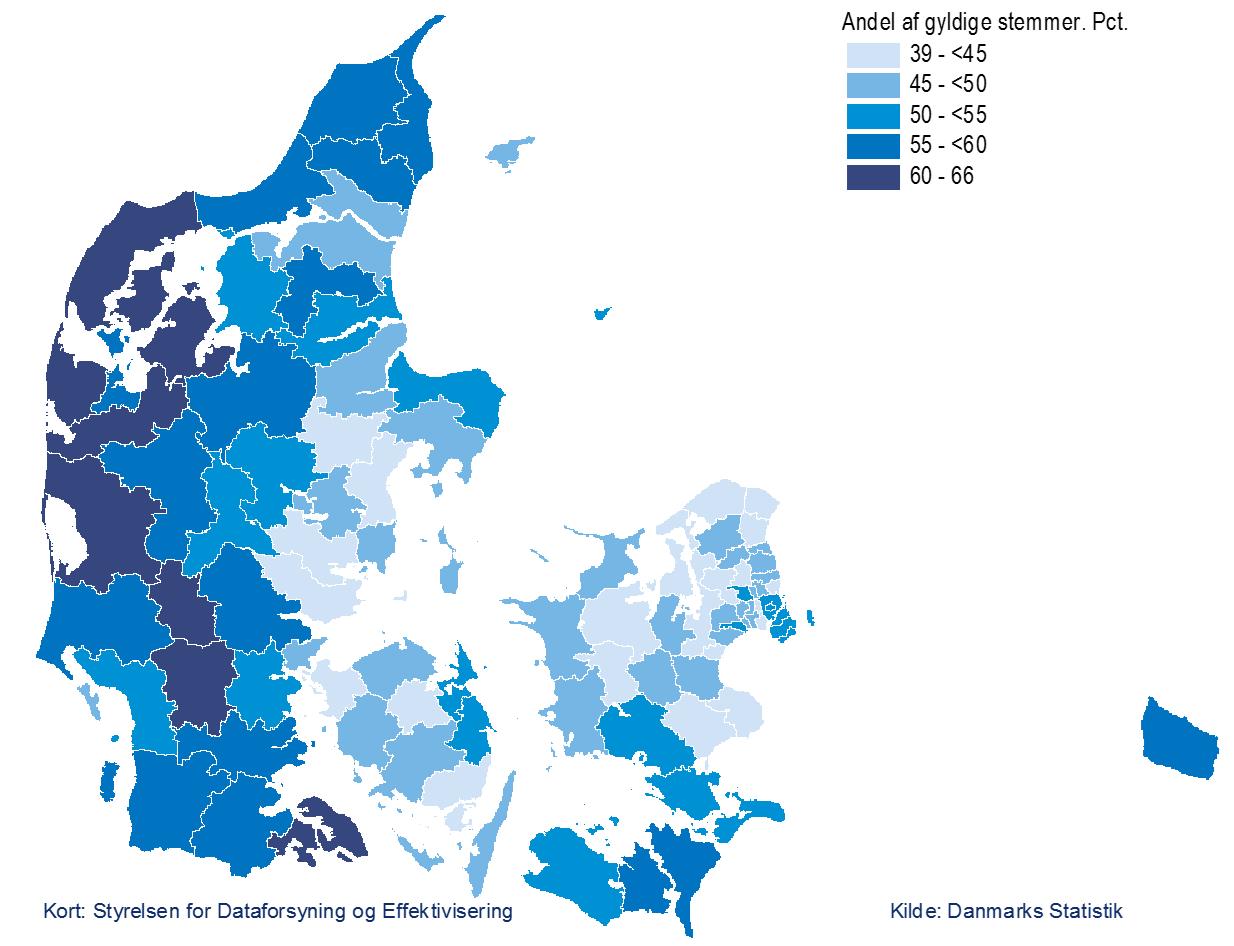 personlige stemmer kommuner
